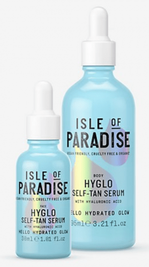 Isle of Paradise HYGLO Set