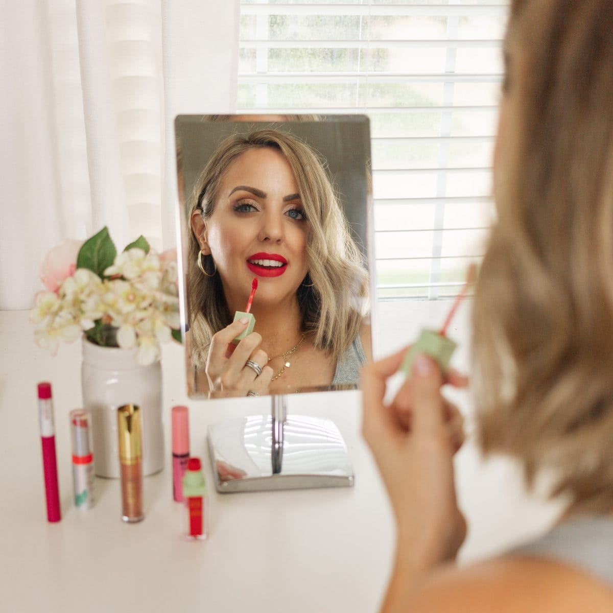 Houston beauty blogger Meg O. shares the best drugstore lip products for summer