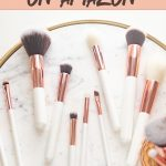 Best makeup brush set on Amazon 2020