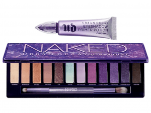 Urban Decay Naked Ultraviolet Palette w/ Primer Potion