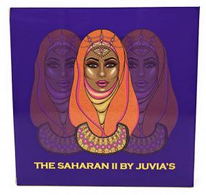 Juvia's Place Saharan II Palette