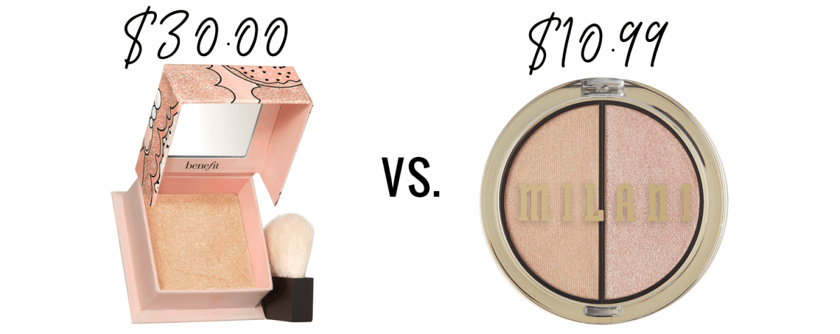 Houston blogger Meg O. shares a Benefit Cookie highlighter dupe from the drugstore!