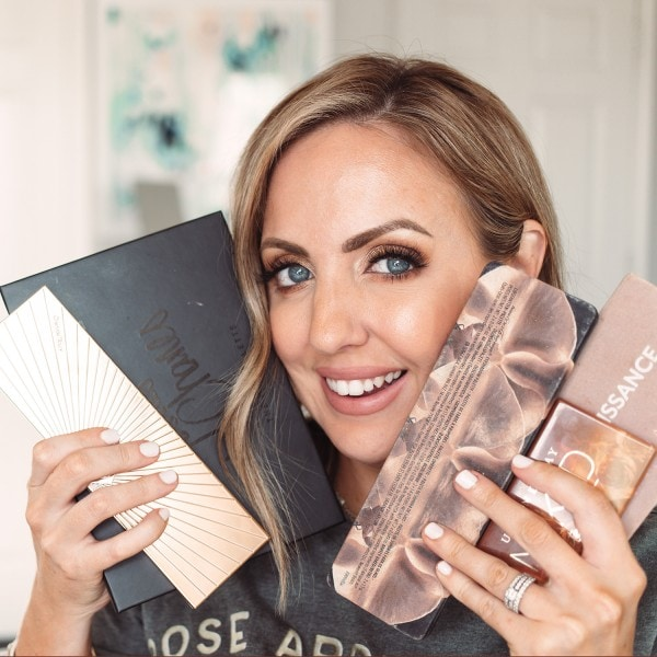 All About My Eyeshadow Palettes!  Eyeshadow Palette Tag