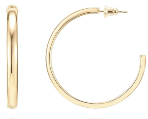 Amazon Gold Hoop Earrings