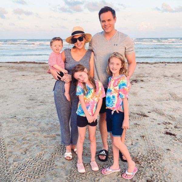 Our Family Road Trip to Port Aransas, Texas