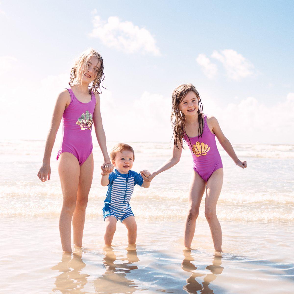 Port Aransas Beach - family road trip to Port Aransas 2020