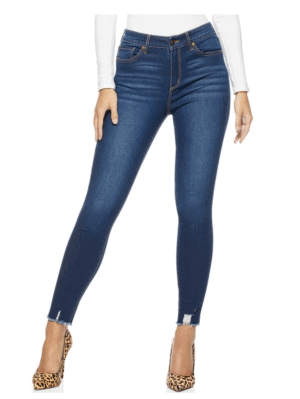 Sofia Vergara Jeans – Rosa Curvy Hip High Rise Ankle Jean