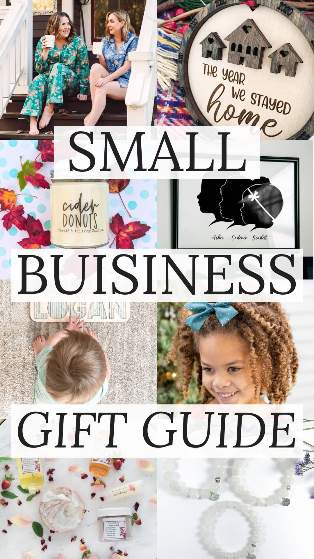 Houston lifestyle blogger Meg O. shares a small business gift guide for the holiday season