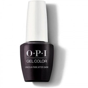 OPI Lincoln Park After Dark Gel