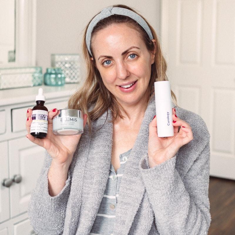 Houston influencer Meg O. shares her anti-aging skincare over 35