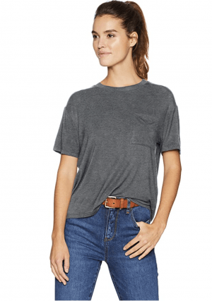 Daily Ritual Boxy Pocket Tee
