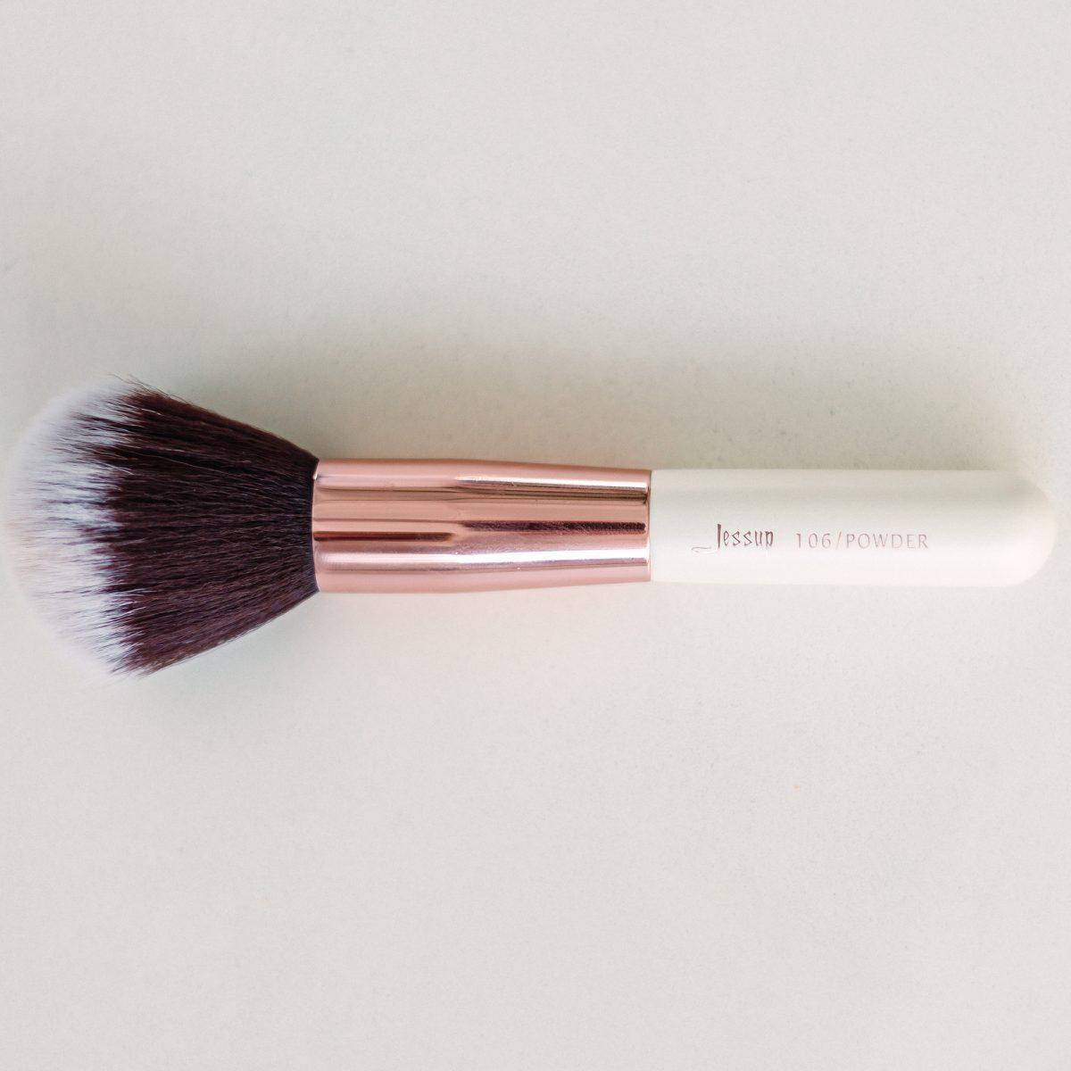 Makeup Brushes Guide - Jessup 106 Powder Brush