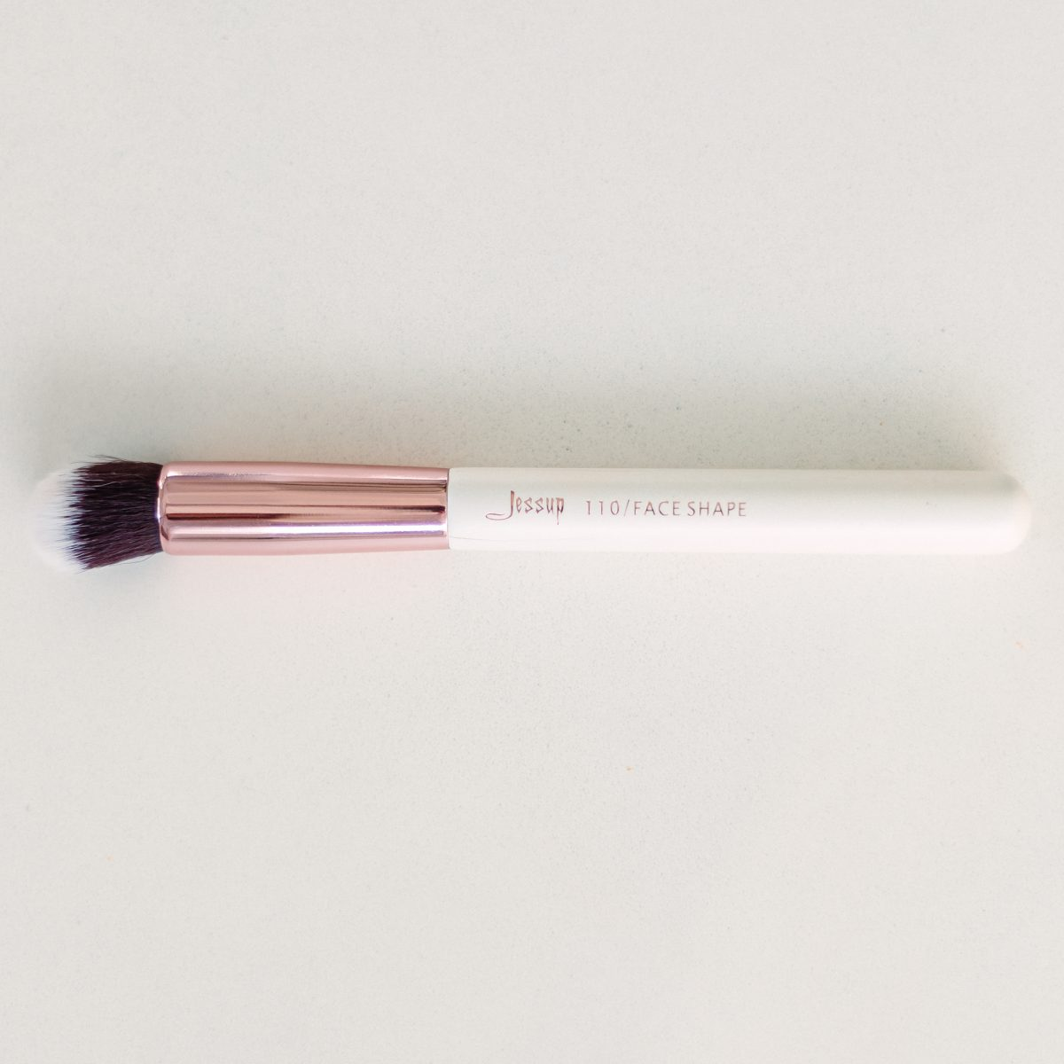 Makeup Brushes Guide - Jessup 110 Face Shape Brush