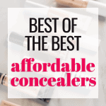 Houston beauty influencer Meg O shares the best of the best affordable concealers from the drugstore