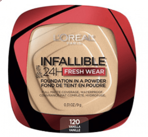 L'Oreal Infallible Fresh Wear Powder Foundation