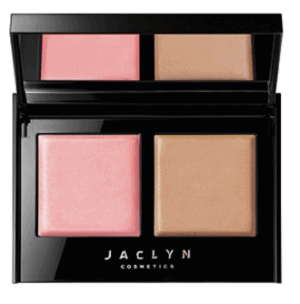 Jaclyn Cosmetics Bronze & Blushing Duo