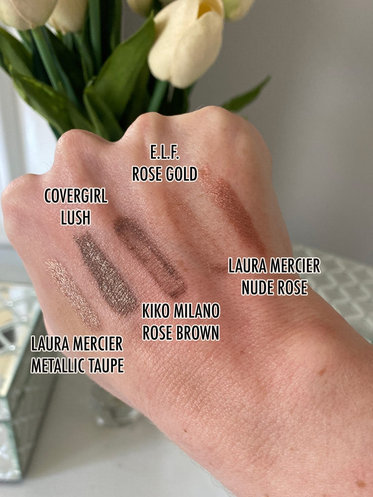 Texas beauty influencer Meg O. shares 3 Laura Mercier Caviar Stick dupes - CoverGirl, Kiko Milano, and elf!