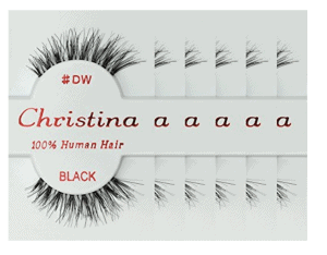 Christina DW Lashes 6 Pack