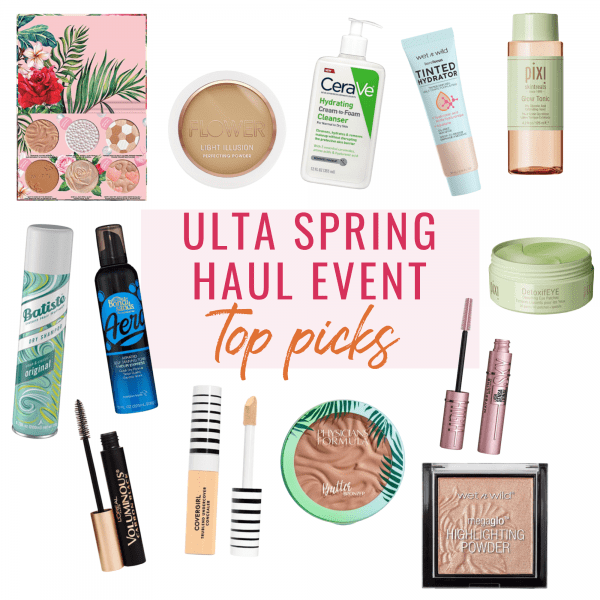 Ulta Spring Haul Event 2021 – Top Picks