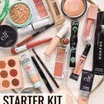 drugstore makeup starter kit for beginners 2021
