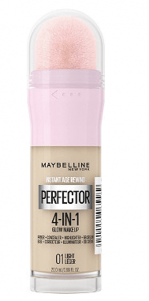 Maybelline 4-in-1 Glow Makeup