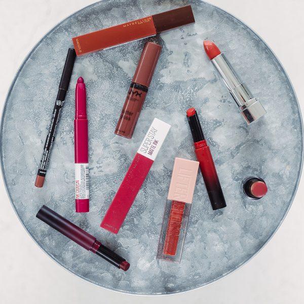 10 Drugstore Lipsticks for Fall 2021